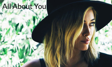 All About You Discografia di Hilary Duff