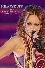 Hilary Duff Live at Gibson