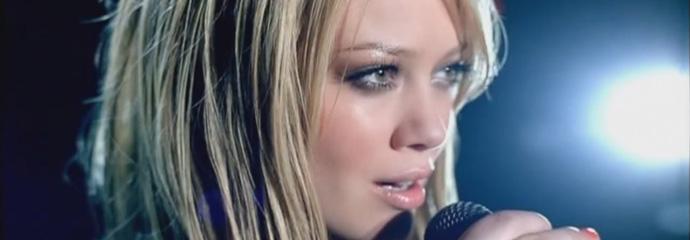 Dvd musicali Hilary Duff