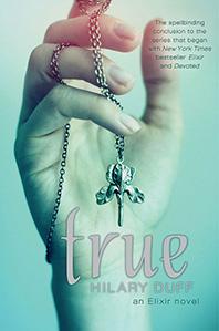True il terzo libro di Hilary Duff