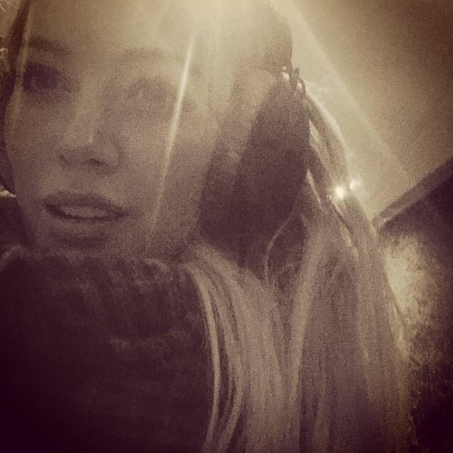 Hilary Duff in Studio di Registrazione in Svezia per il Nuovo Album