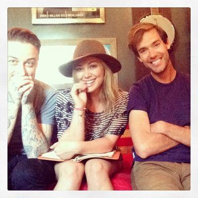 Collaborazioni nuova musica Hilary Duff