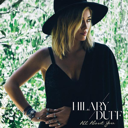 All About You Hilary Duff Cover Singolo