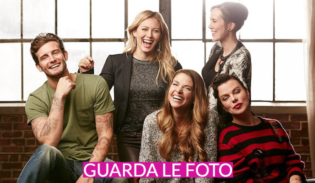 Foto di Hilary Duff nella serie tv Younger