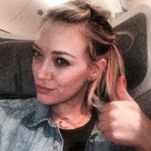Hilary Duff vola in Svezia per il Nuovo Album