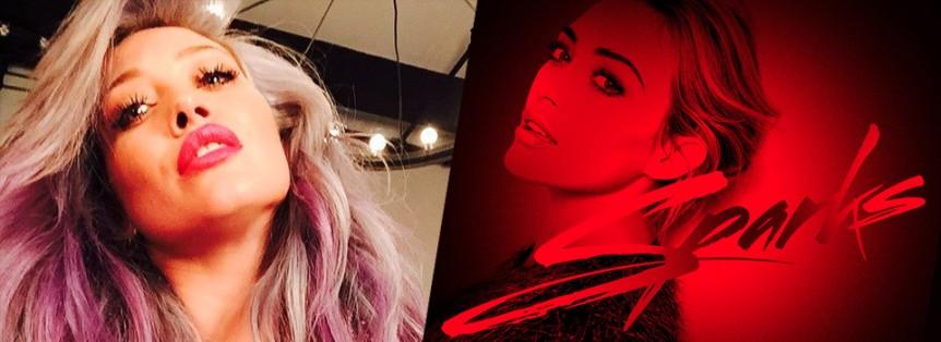 Anteprima videoclip Sparks con Hilary Duff