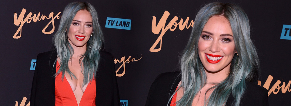 FOTO Hilary Duff a New York premiere Younger