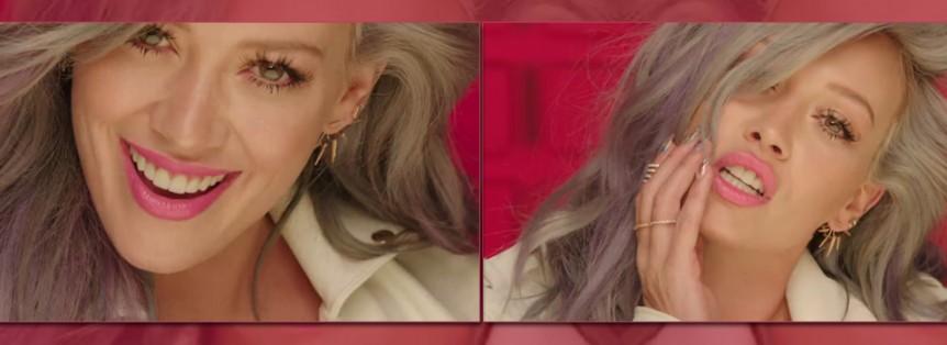 Hilary Duff Sneak Peek Videoclip Sparks