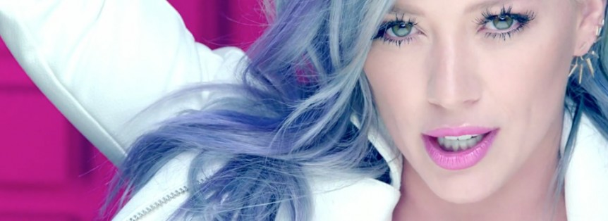 Sparks Hilary Duff Video Ufficiale