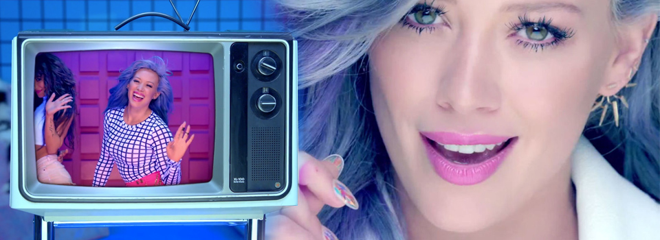 10 Curiosità sul video Sparks di Hilary Duff