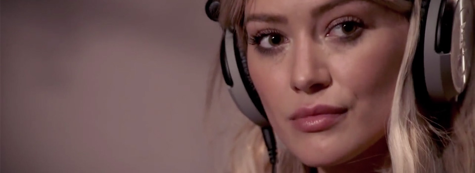 Hilary Duff Little Lies Brano Younger serie tv