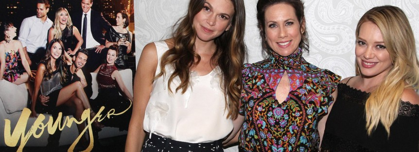 Cast serie tv Younger con Hilary Duff