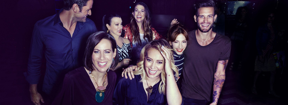 Vota Hilary Duff e Younger ai People's Choice Awards 2017