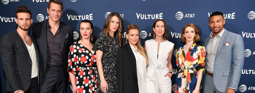 Hilary Duff Vulture Festival New York serie tv Younger 19052018