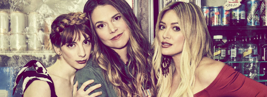 YOUNGER STAGIONE 4 serie tv Hilary Duff