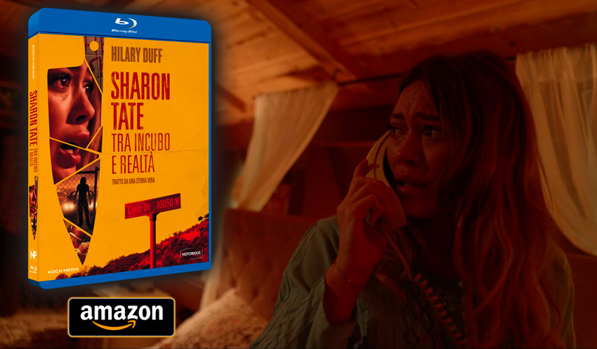 Sharon Tate Tra Incubo e Realtà Blu-ray Amazon