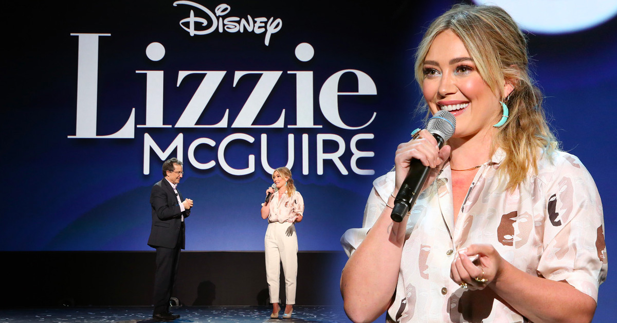 Revival Serie tv Lizzie McGuire con Hilary Duff