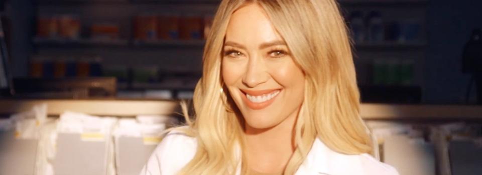 Hilary Duff cameo nel videoclip del marito Matthew Koma