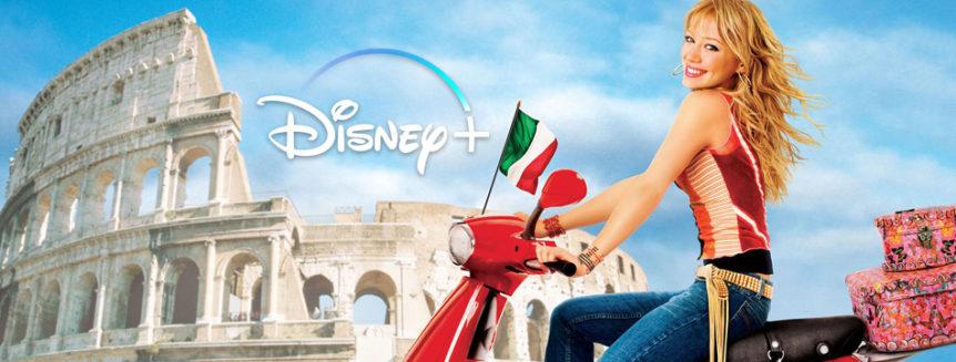 Film e Serie tv di Hilary Duff su Disney+