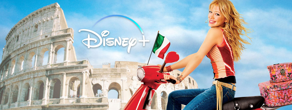 Film e Serie tv di Hilary Duff su Disney+