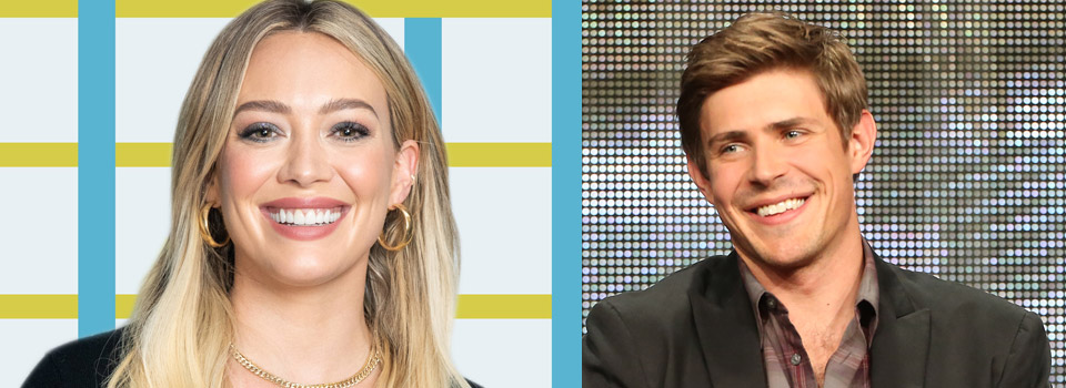 cast how I met your father hilary duff chris lowell