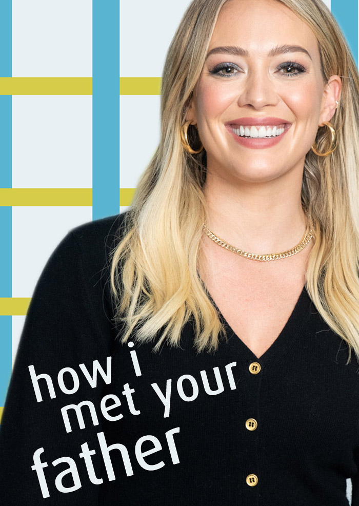 hilary duff how I met your father serie tv locandina tbc